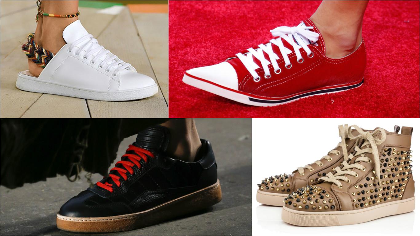 модные кроссовки 2016