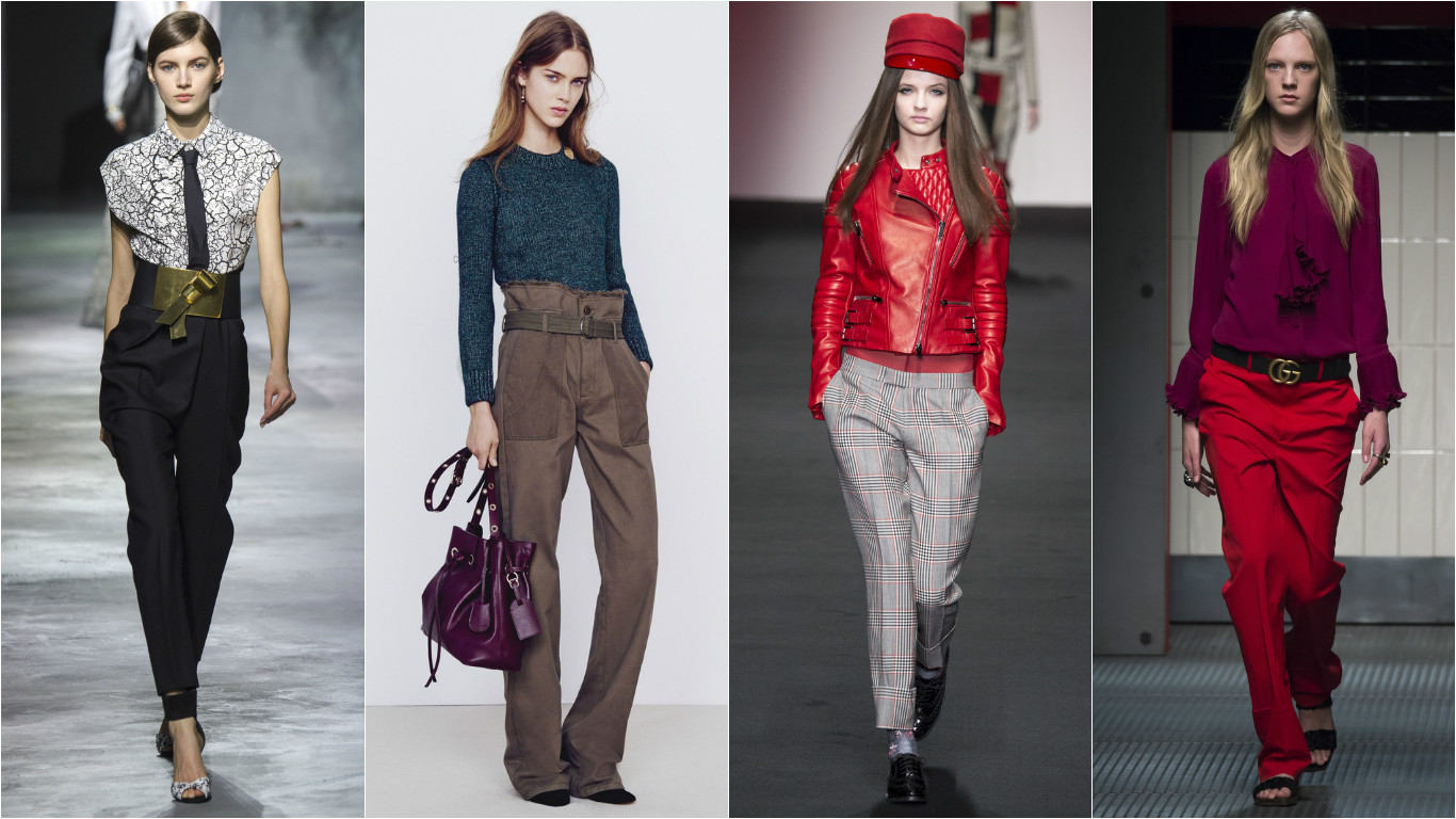 Зимние брюки 2015-2016