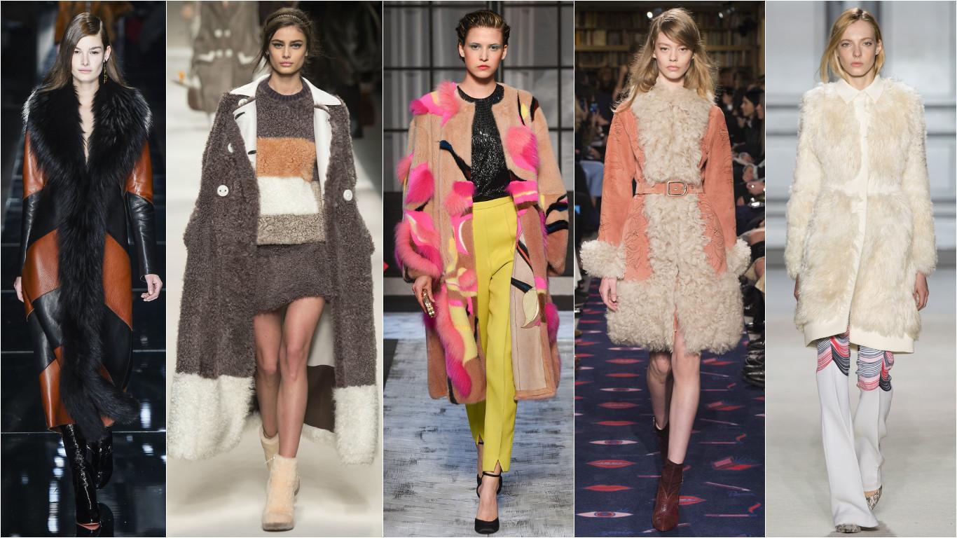 Женское зимнее пальто 2015