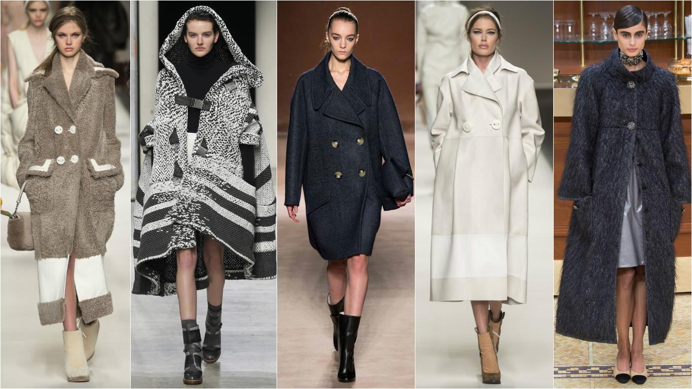 Где купить пальто оверсайз на зиму
