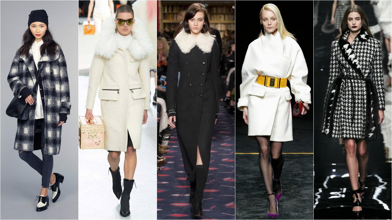 Где купить пальто на зиму в Киеве