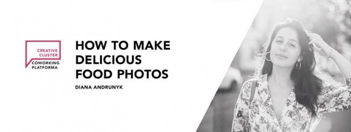 В Киеве пройдет мастер-класс по фуд-фотографии