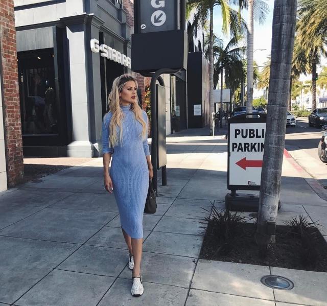 Виктория Боня похвасталась новыми роскошными апартаментами в Голливуде (ФОТО) - фото №2