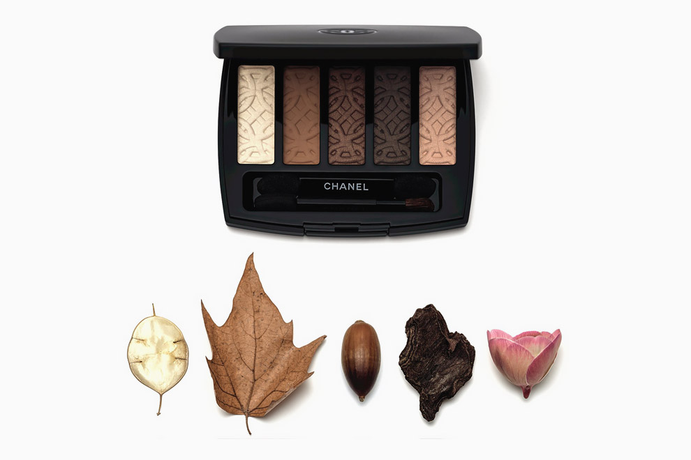 Каким макияжем бренд Chanel встречает осень - фото №1