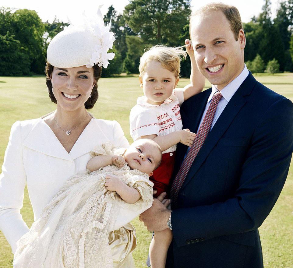 кейт миддлтон принц дети фото