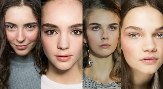 тренды макияжа осень 2016