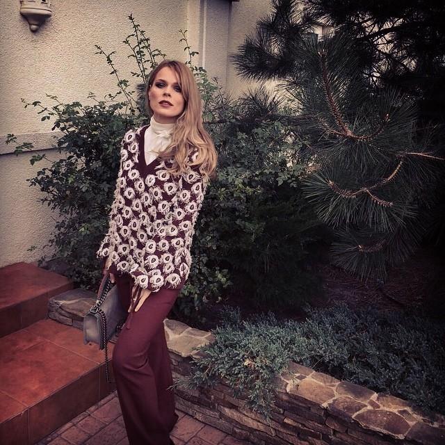 Беременная Ольга Фреймут назвала дату рождения третьего ребенка - фото №1