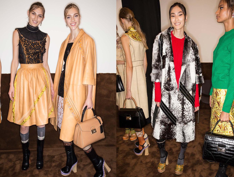 Неделя моды в Милане: Prada, весна-лето 2015 - фото №2
