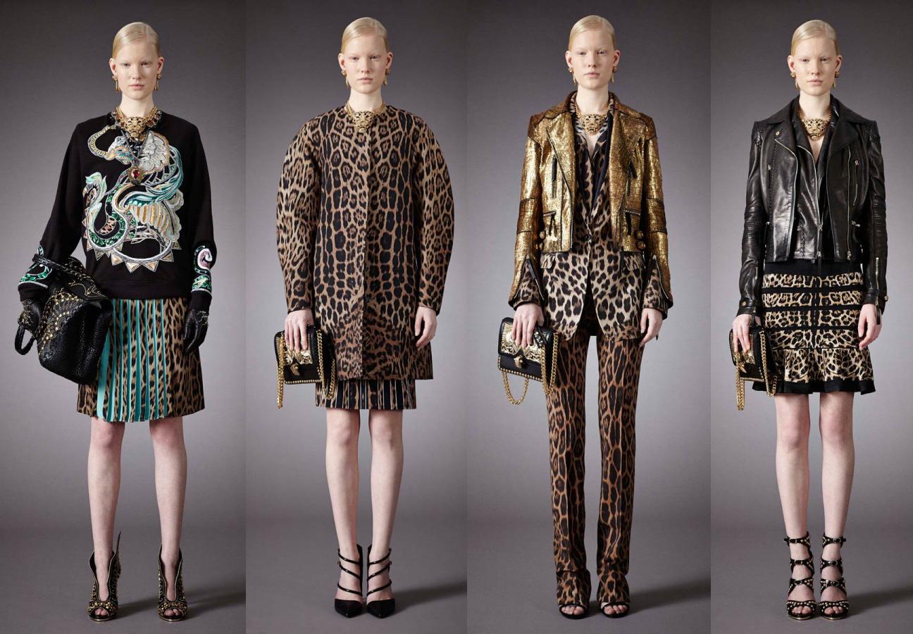 Как носить леопардовый принт этой осенью - фото №1