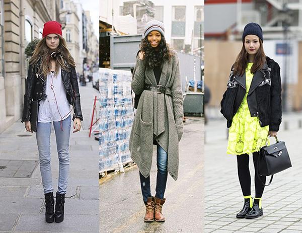 Как носить шапку, оставаясь в тренде - фото №2