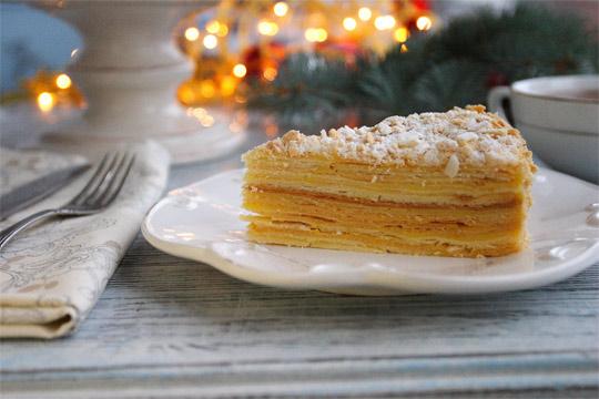 Торт Наполеон: лучшие рецепты приготовления - фото №1