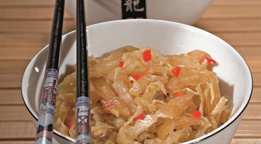 Как приготовить вкусное блюдо за 5 минут: рецепт китайской капусты - фото №1