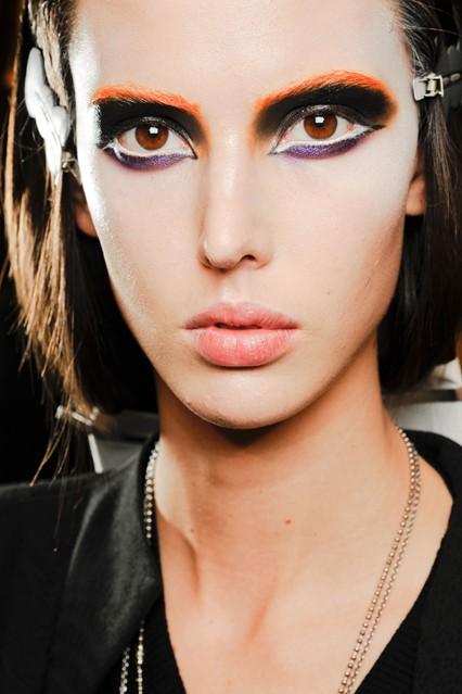 Топ 5 ведущих визажистов на Неделях моды - фото №15