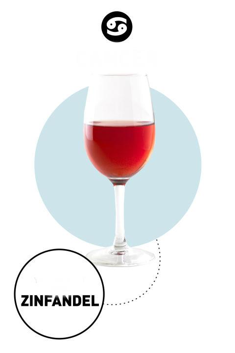 как выбрать вино по знаку зодиака рак