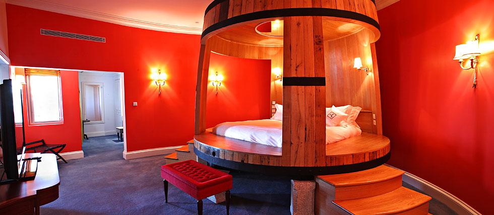 Лучшие отели мира: The Yeatman - фото №2