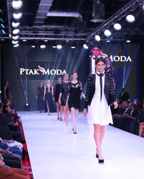 Большой размах: открытие Ptak Fashion City - фото №7