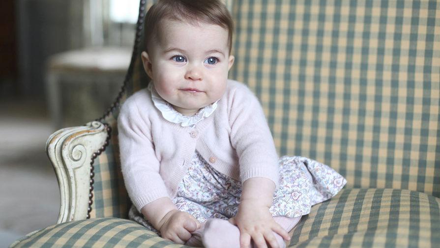 принцесса Шарлотта фото 2016