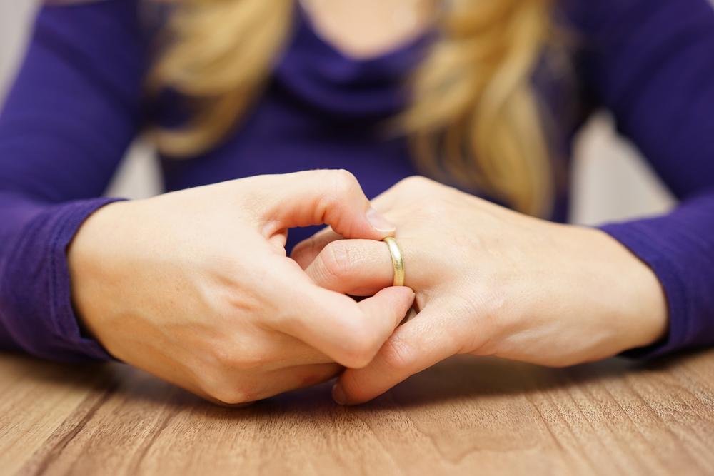 основные признаки развода