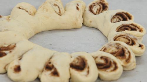 Рецепт пирога с корицей. Видео - фото №5