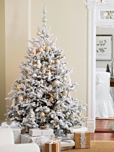елка на новый год фото
