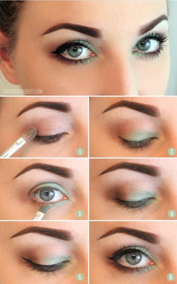 Тонкости макияжа: какие оттенки подойдут для серых глаз (+ВИДЕО) - фото №3
