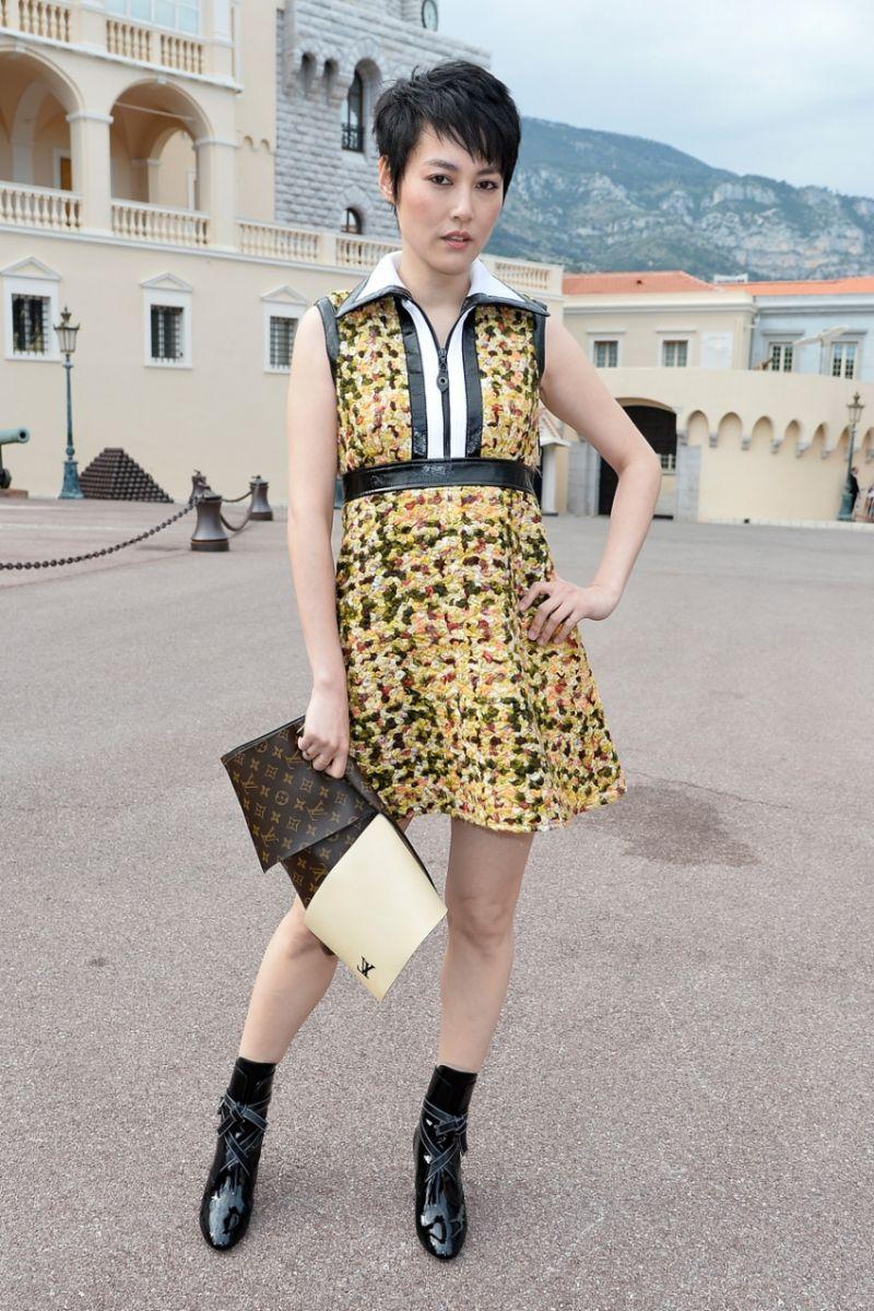 Круизная коллекция Louis Vuitton resort 2015 - фото №20