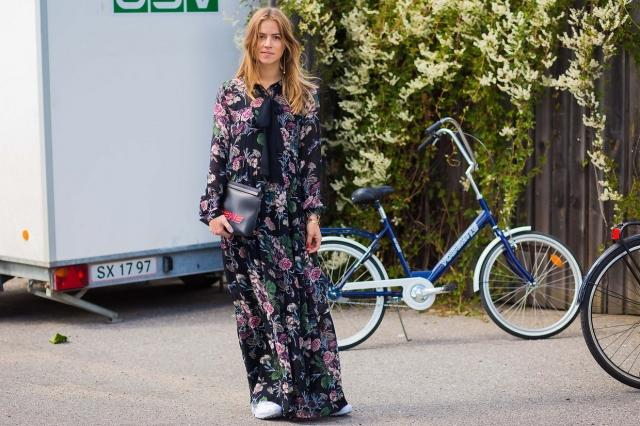 Street style: Неделя моды в Копенгагене весна-лето 2017