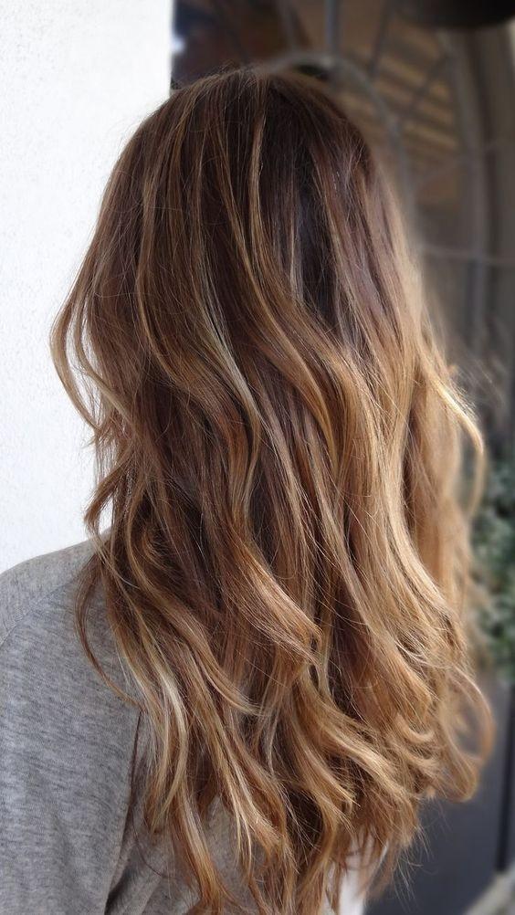 Окрашивание волос шатуш или эффект выгоревших прядей: идеальный вариант для лета - фото №6