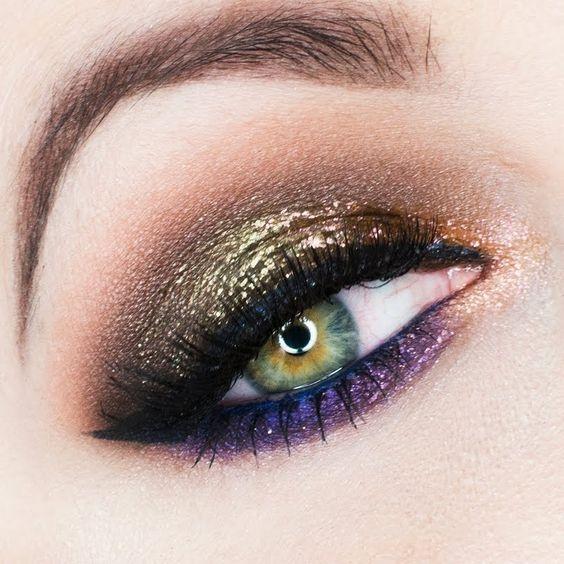 Взгляд визажистов: все о трендах новогоднего макияжа или какой макияж стоит сделать на Новый год - фото №7