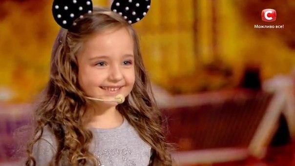 видео украина мае таланты дети