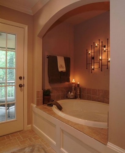 стильная ванна фото