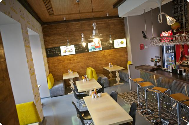 Ресторан недели: Желток - фото №1