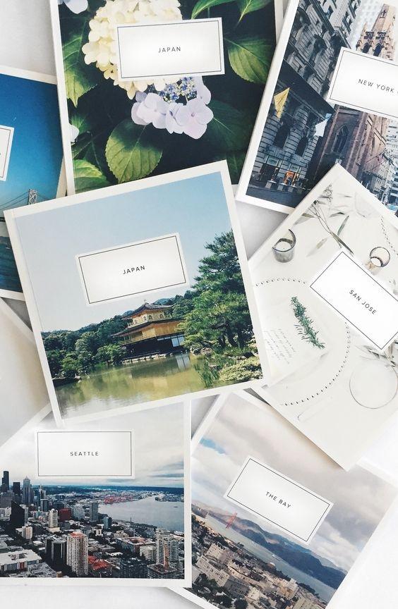 Инстабук - отличный способ сохранить фотографии из отпуска