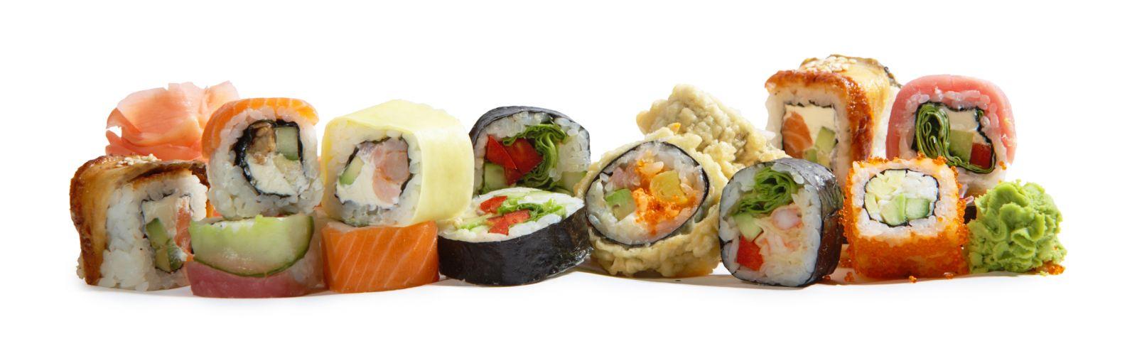Тренд в диетологии: суши-диета - фото №1
