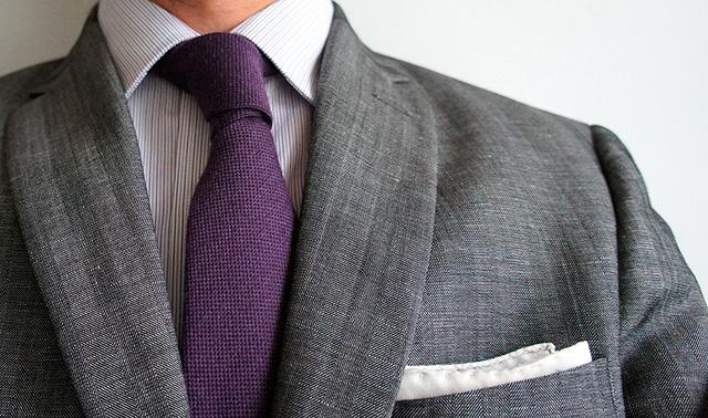 Как помочь мужчине завязать галстук: мастер-класс - фото №1