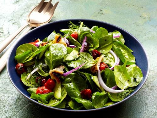 Пять лучших салатов за 20 минут - фото №1