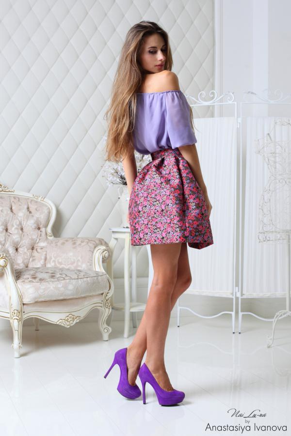 Фиолетовый цвет в одежде: как на нас влияет его энергия - фото №1