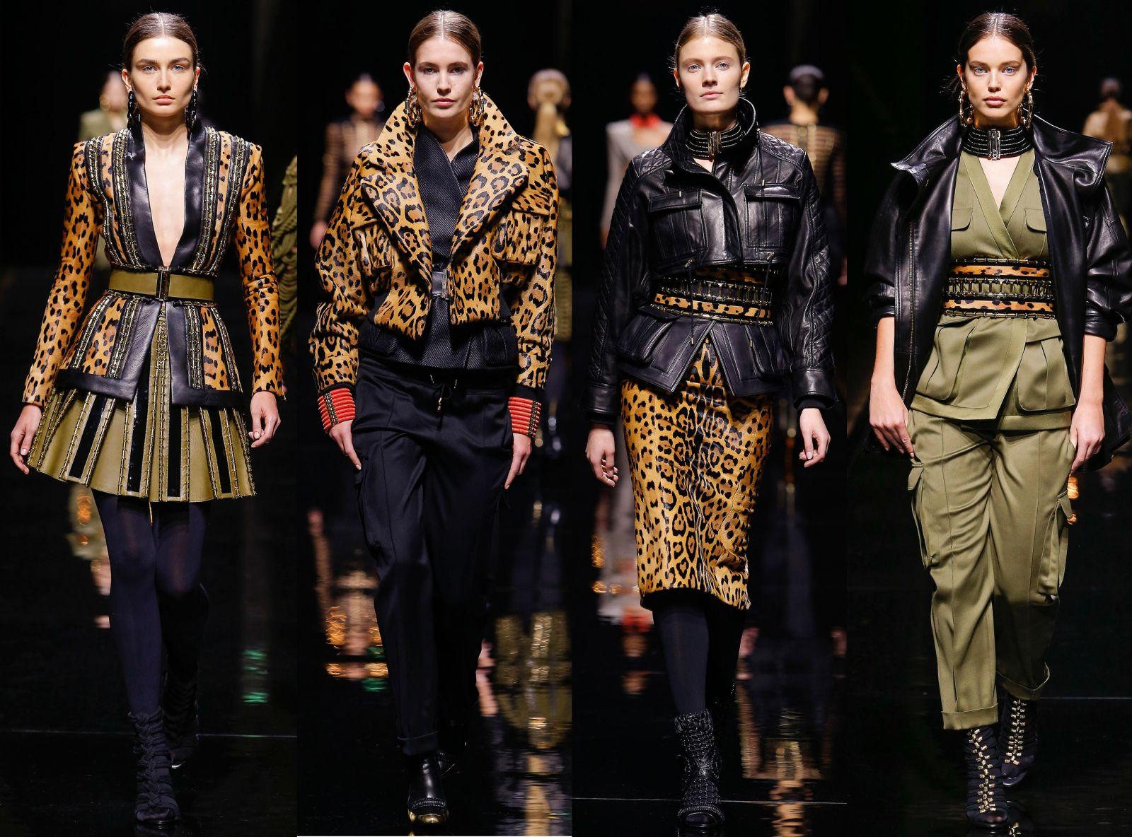 Как носить леопардовый принт этой осенью - фото №3