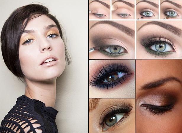 Как выбрать макияж на Новый год: 3 варианта для разных ситуаций - фото №1