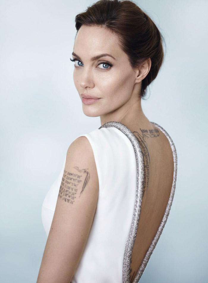 Секреты счастья от Анджелины Джоли - фото №5