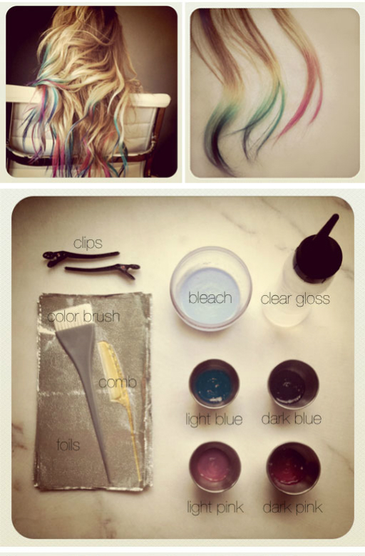 Мастер-класс: окрашивание в стиле ombre hair. Фото - фото №1