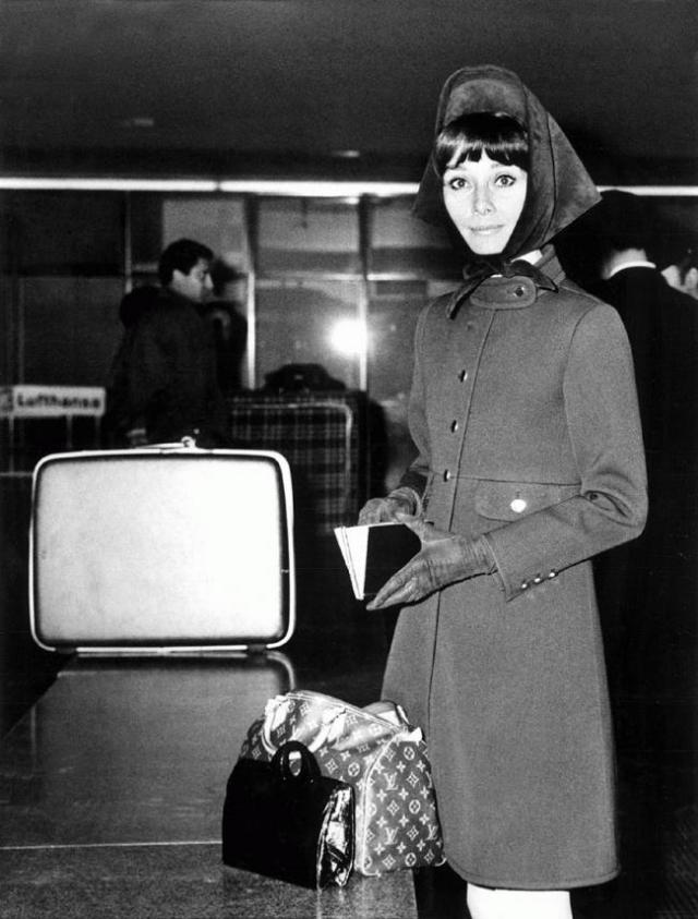 самые известные сумки Одри Хепберн Speedy Louis Vuitton
