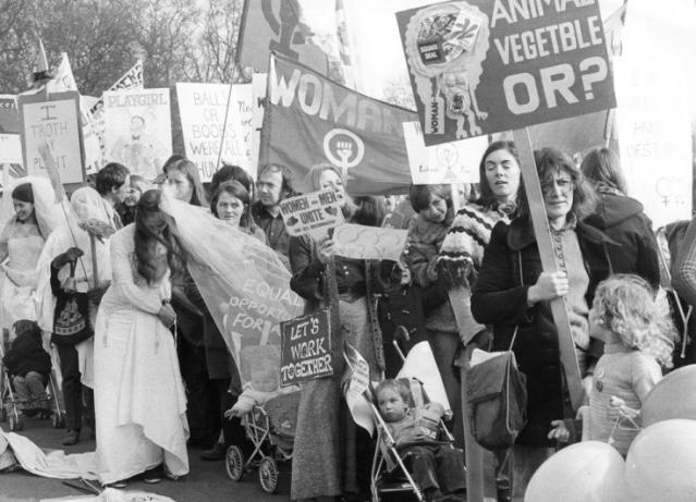 Международный женский день: история столетней борьбы за женские права - фото №2