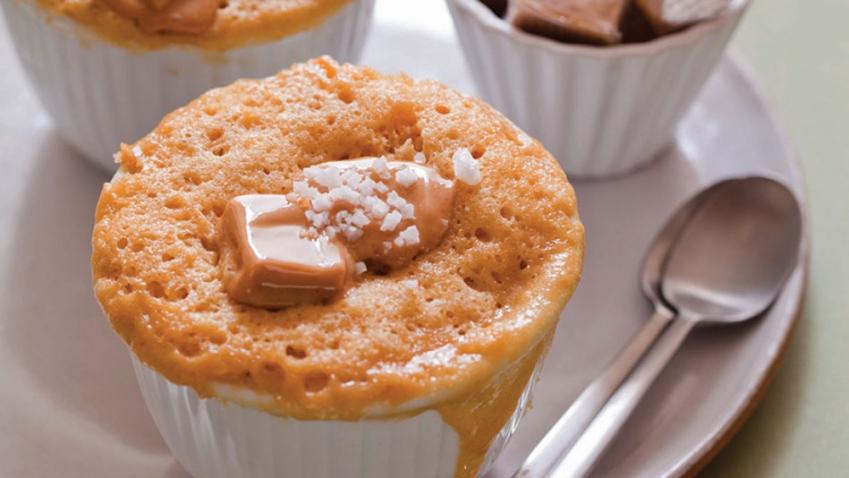Как за 5 минут приготовить кекс в микроволновке: интересные вариации - фото №14