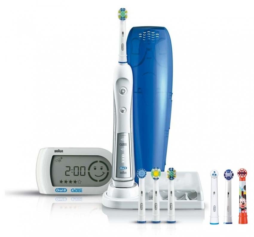 На самом ли деле электрическая зубная щетка лучше обычной ручной? Как не потратить деньги в пустую и сделать правильный выбор? - фото №12