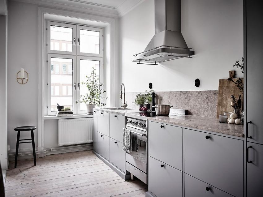 как очистить кухню от накипи, жира и ржавчины