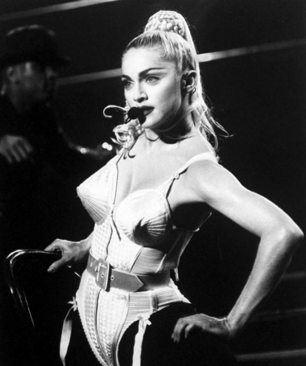 Эволюция стиля Мадонны