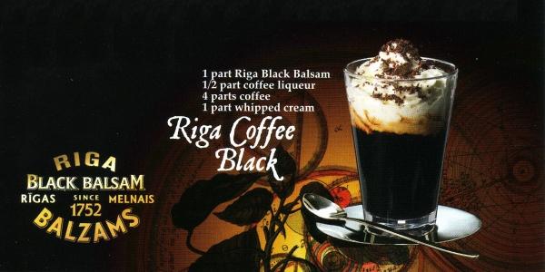 Топ 10 коктейлей с Riga Black Balsam - фото №10