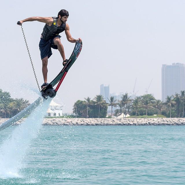 На кого подписаться в Instagram: настоящий наследный принц Дубая - фото №6