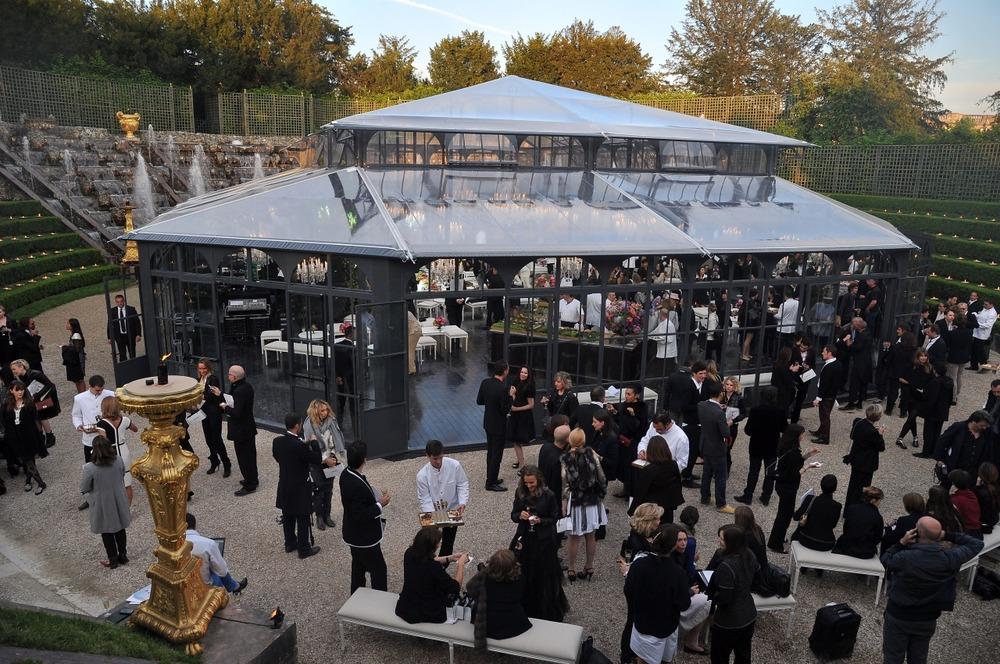 Chanel представил круизную коллекцию в Версале - фото №14